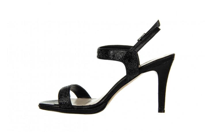 Sandały bayla-187 587-536 black 187019, czarny, skóra ekologiczna  - sandały - buty damskie - kobieta 2