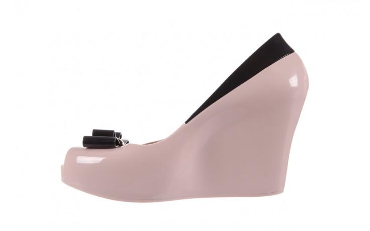 Melissa queen wedge iii ad pink black - melissa - nasze marki 2