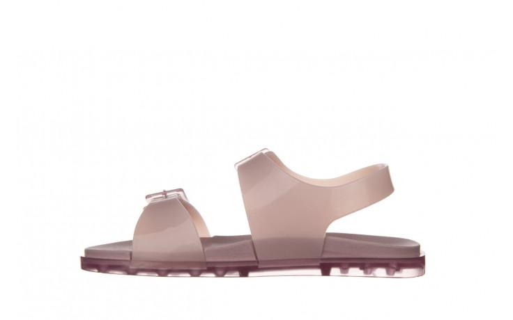 Sandały melissa wide sandal ad lilac 010359, fioletowy, guma - melissa - nasze marki 2