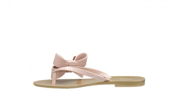 Klapki melissa harmonic bow v ad beige pink, beż/róż, guma - melissa - nasze marki 2