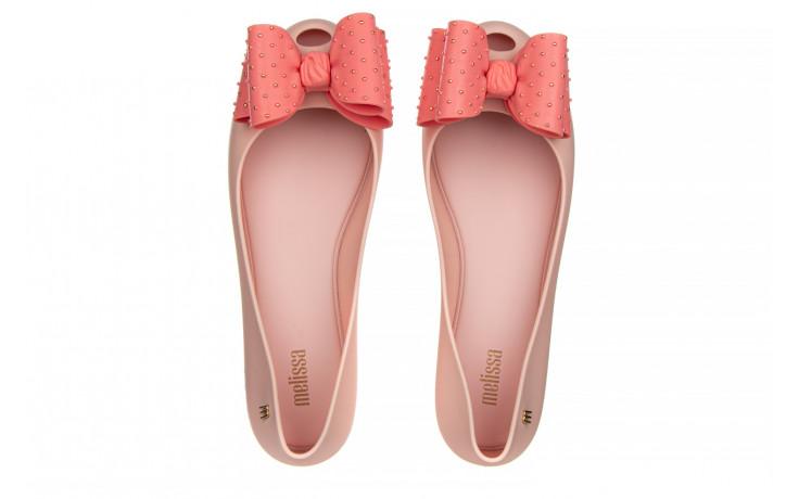 Baleriny melissa ultragirl sweet xix ad pink 010374, róż, guma  - baleriny - melissa - nasze marki 4