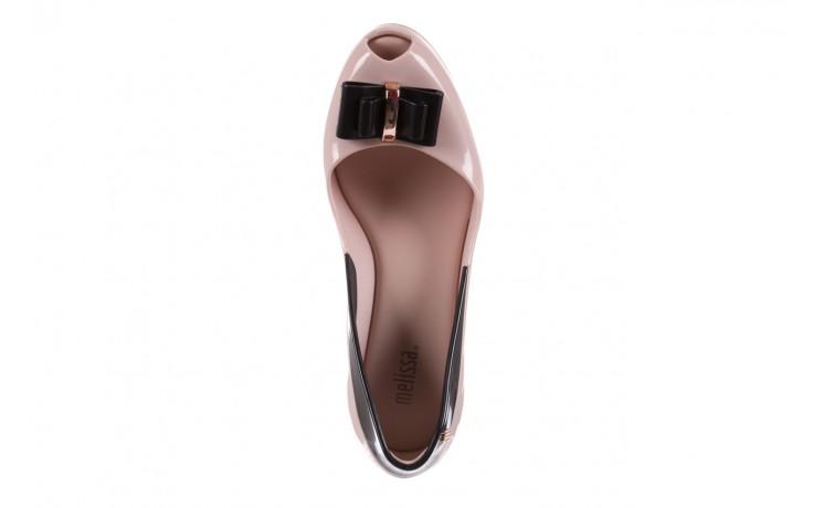 Melissa queen wedge iii ad pink black - melissa - nasze marki 4