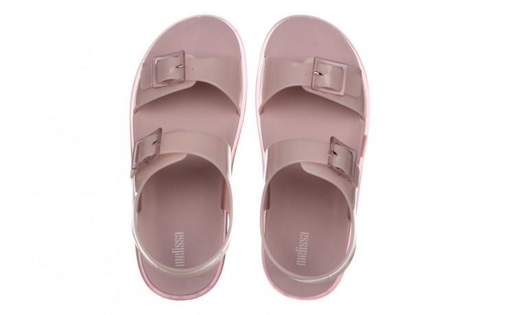 Sandały melissa wide sandal ad lilac 010359, fioletowy, guma - melissa - nasze marki 4