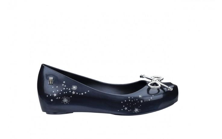 Baleriny melissa ultragirl elements ad blue, granat, guma - peep toe - baleriny - buty damskie - kobieta