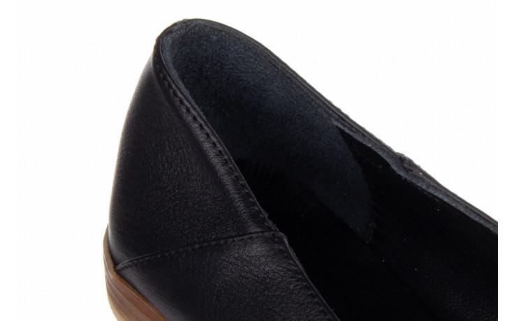 Półbuty bayla-161 138 434 black 161198, czarny, skóra naturalna  - bayla - nasze marki 6