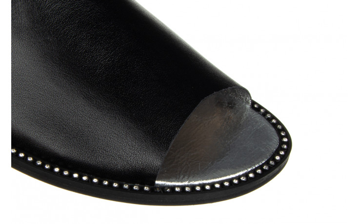 Sandały bayla-194 9768 08 czarny 194008, skóra naturalna  - nowości 5