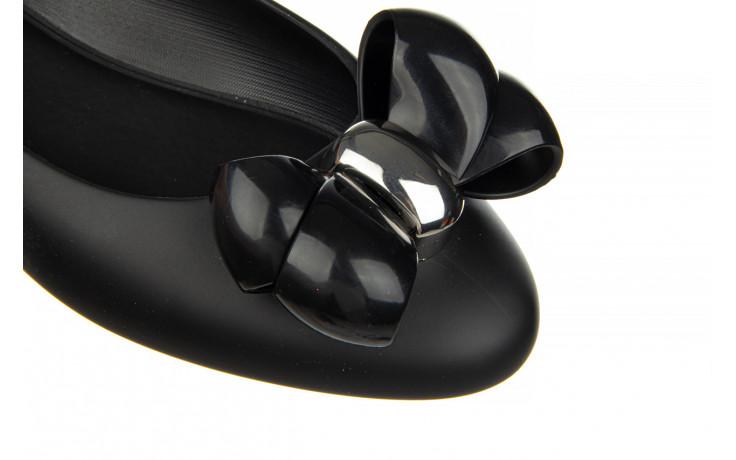 Baleriny melissa doll viii ad black black 010368, czarny, guma  - wiosna-lato 2021 5