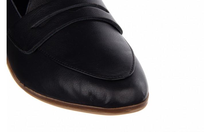 Półbuty bayla-161 138 434 black 161198, czarny, skóra naturalna  - bayla - nasze marki 5
