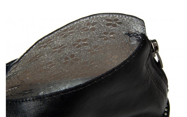 Sandały bayla-194 9768 08 czarny 194008, skóra naturalna  - nowości 8