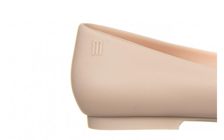 Baleriny melissa doll viii ad pink pink 010369, róż, guma - baleriny - melissa - nasze marki 6