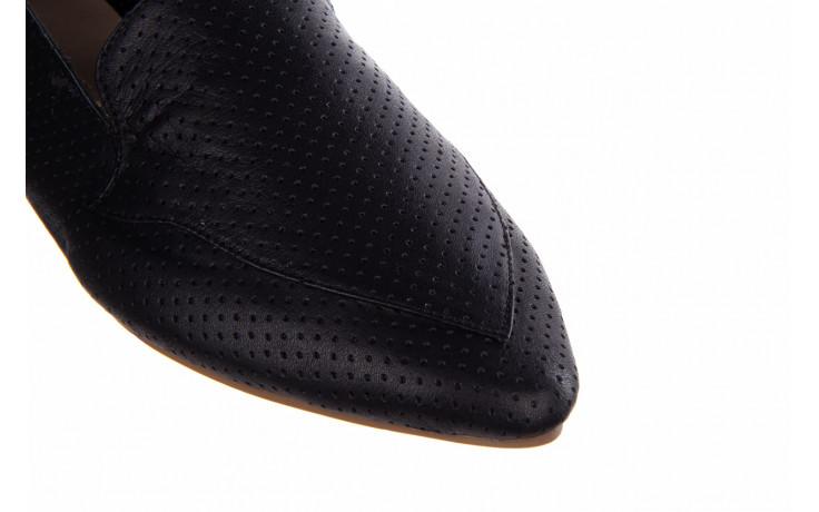 Półbuty bayla-161 138 1115 black 161218, czarny, skóra naturalna  - bayla - nasze marki 6