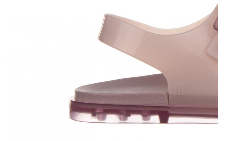 Sandały melissa wide sandal ad lilac 010359, fioletowy, guma - melissa - nasze marki 5