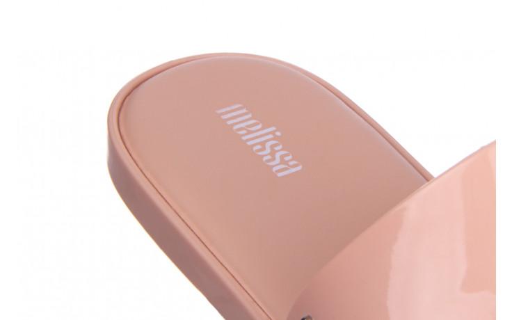 Klapki melissa color pop ad pink 010343, róż, guma - kobieta 6
