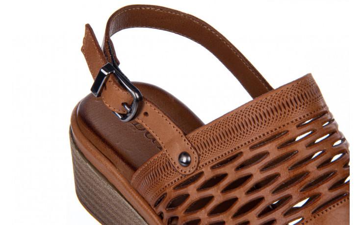 Sandały bayla-161 061 1600 tan 161201, brąz, skóra naturalna  - bayla - nasze marki 7