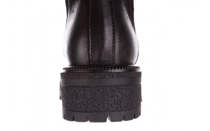 Botki bayla-161 050-0508 black, czarny, skóra naturalna 8