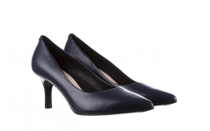 Czółenka bayla-056 9117-766 granat 056517, skóra naturalna  - skórzane - czółenka - buty damskie - kobieta 1