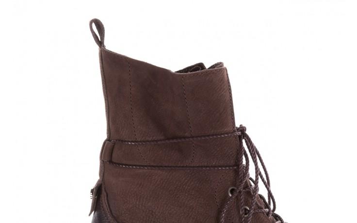 Trzewiki bayla-161 050-0501 brown, brąz, skóra naturalna - bayla - nasze marki 8
