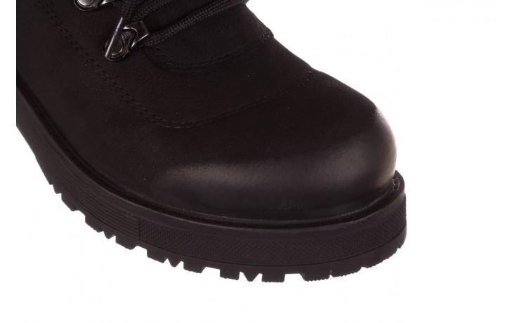 Trzewiki bayla-161 059-2117 black, czarny, skóra naturalna  - trzewiki - buty damskie - kobieta 6