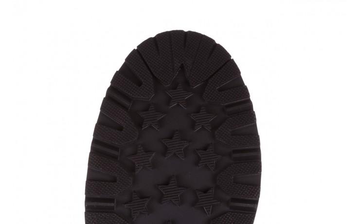 Trzewiki bayla-161 059-2117 black, czarny, skóra naturalna  - trzewiki - buty damskie - kobieta 10