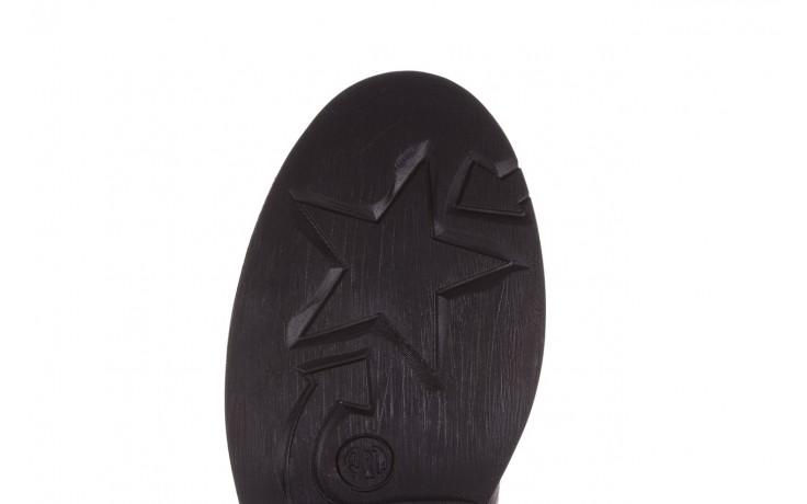 Trzewiki bayla-161 050-2341 black, czarny, skóra naturalna  - trzewiki - buty damskie - kobieta 11