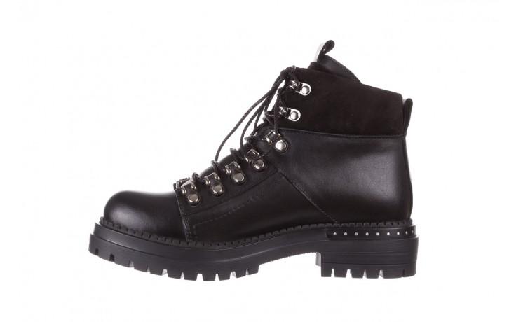 Trzewiki bayla-161 050-7256 black, czarny, skóra naturalna  - trzewiki - buty damskie - kobieta 3