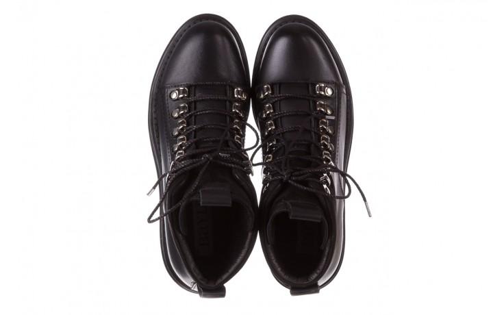 Trzewiki bayla-161 050-7256 black, czarny, skóra naturalna  - trzewiki - buty damskie - kobieta 5