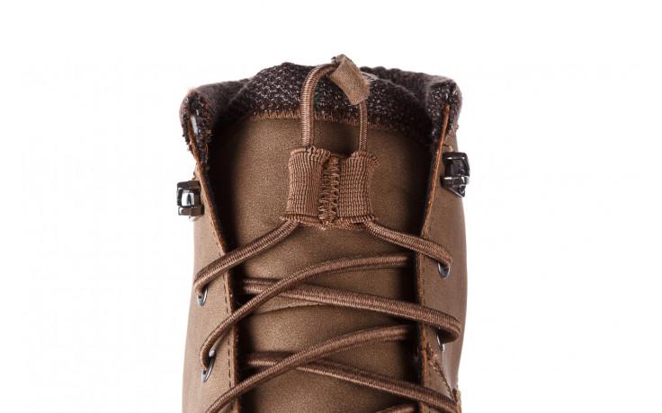 Trzewiki heydude bradley brown 003192, brąz, skóra naturalna  - trzewiki - buty męskie - mężczyzna 7