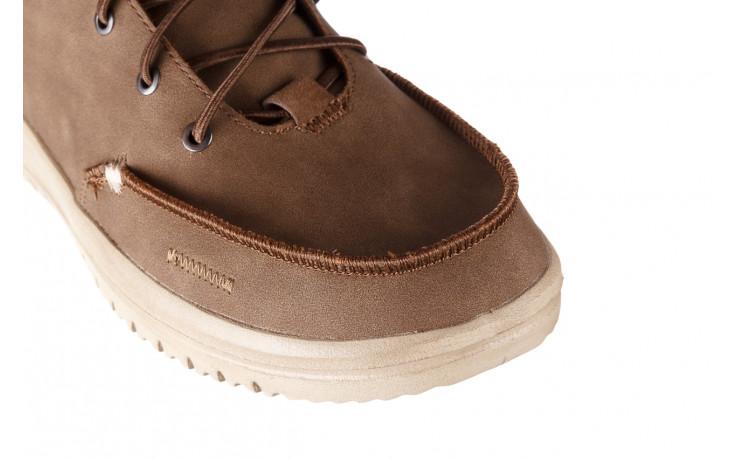 Trzewiki heydude bradley brown 003192, brąz, skóra naturalna  - trzewiki - buty męskie - mężczyzna 8