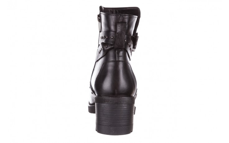 Botki bayla-161 077-41464 black, czarny, skóra naturalna 9