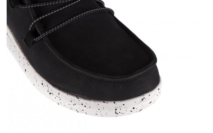 Śniegowce heydude eloise black 003193, czarny, skóra naturalna  - śniegowce - śniegowce i kalosze - buty damskie - kobieta 7