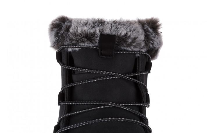 Śniegowce heydude eloise black 003193, czarny, skóra naturalna  - śniegowce - śniegowce i kalosze - buty damskie - kobieta 8