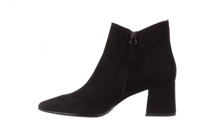 Botki bayla-188 007 czarny 188023, skóra naturalna  - skórzane - botki - buty damskie - kobieta 3