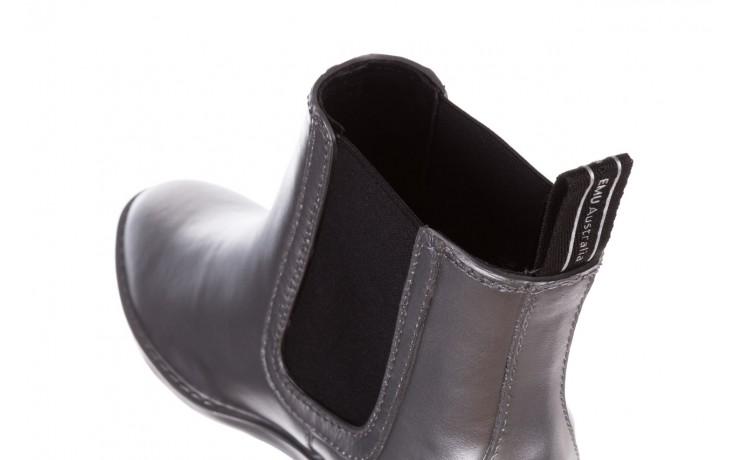 Kalosze emu ellin rainboot silver 119125, srebrny, guma - śniegowce i kalosze - dla niej  - sale 6