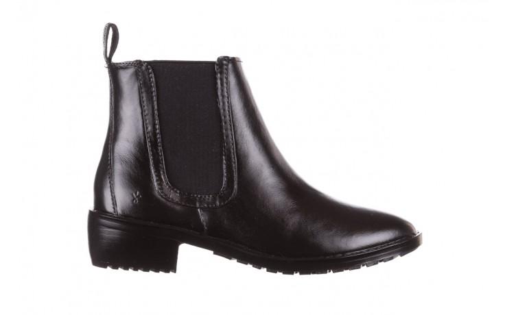 Kalosze emu ellin rainboot black 119126, czarny, guma