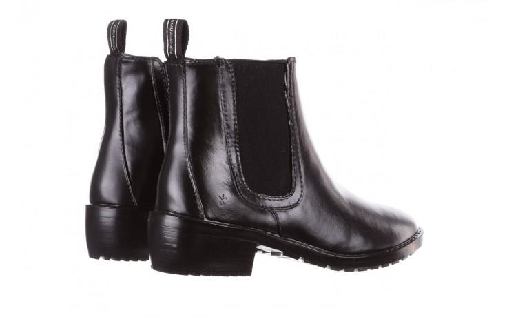 Kalosze emu ellin rainboot black 119126, czarny, guma 3