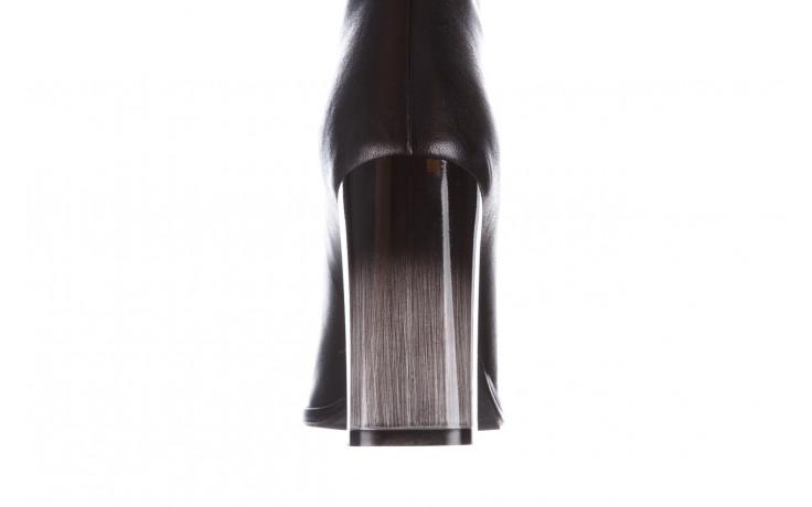 Kozaki bayla-195 20k-7002 black 195008, czarny, skóra naturalna  - kozaki - buty damskie - kobieta 7