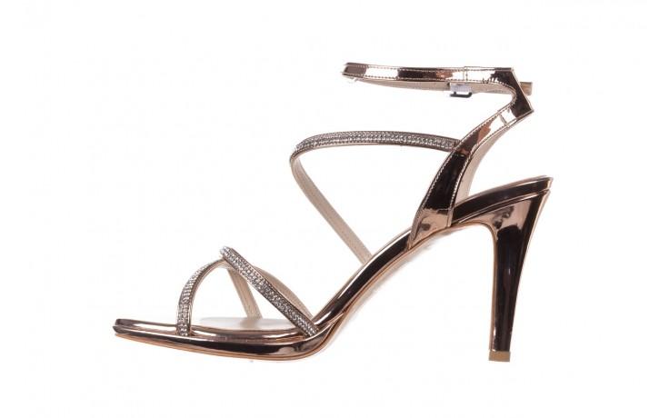 Sandały bayla-187 587-9078 róż j, skóra ekologiczna  - szpilki - buty damskie - kobieta 2
