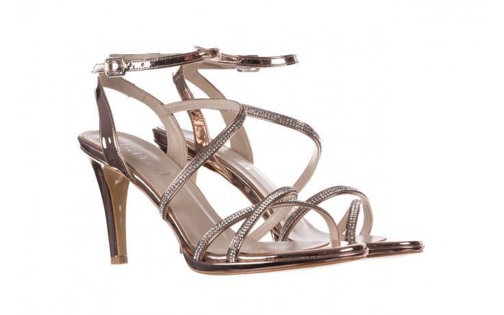 Sandały bayla-187 587-9078 róż j, skóra ekologiczna  - szpilki - buty damskie - kobieta 1