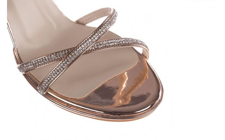 Sandały bayla-187 587-9078 róż j, skóra ekologiczna  - szpilki - buty damskie - kobieta 5