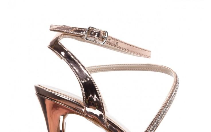 Sandały bayla-187 587-9078 róż j, skóra ekologiczna  - szpilki - buty damskie - kobieta 6