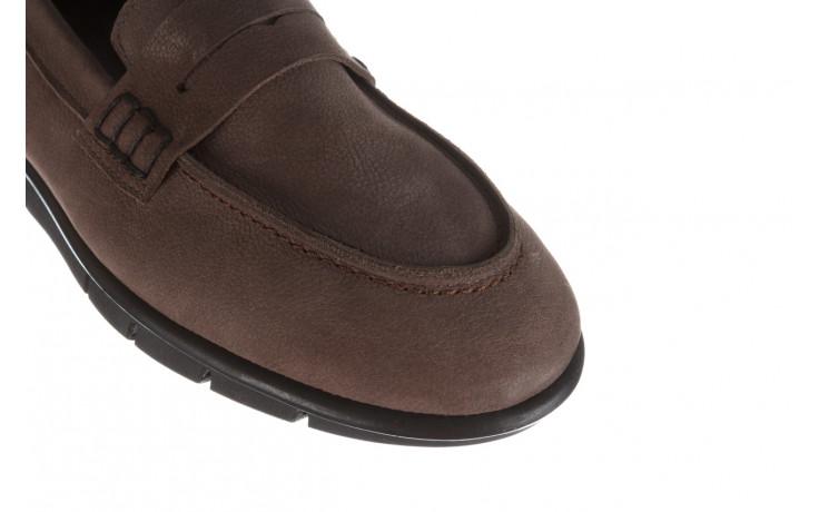 Półbuty bayla-196 168201 d86 196012, szary, skóra naturalna  - zamszowe - półbuty - buty damskie - kobieta 6