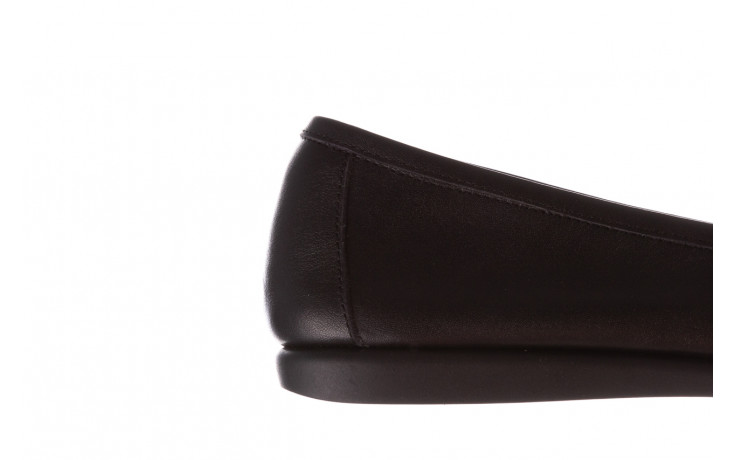 Półbuty bayla-196 168504 d44 196015, czarny, skóra naturalna  - skórzane - półbuty - buty damskie - kobieta 8
