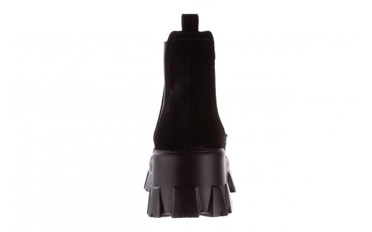 Botki bayla-196 20ef126-01 y16 196016, czarny, skóra naturalna  - buty zimowe - trendy - kobieta 8