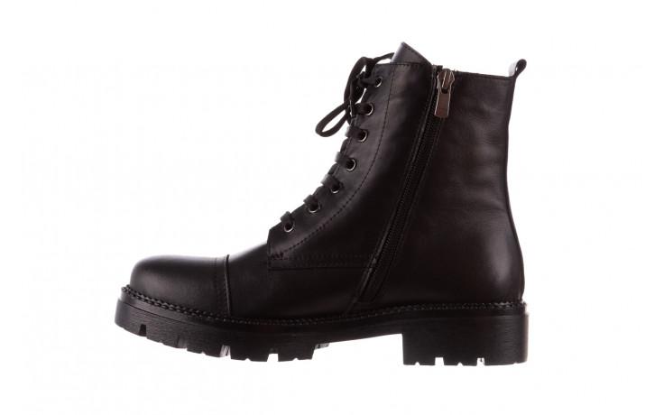 Trzewiki bayla-196 263801 d44 196025, czarny, skóra natutralna  - trzewiki - buty damskie - kobieta 3