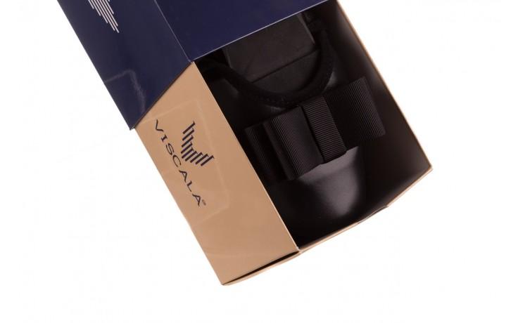 Baleriny viscala 11870.26 czarny, skóra naturalna - viscala - nasze marki 8