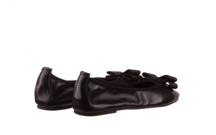 Baleriny viscala 11870.26 czarny, skóra naturalna - viscala - nasze marki 3