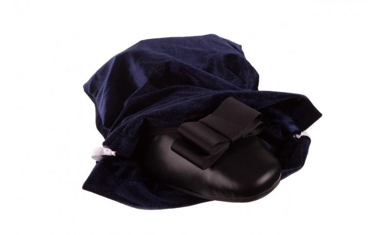 Baleriny viscala 11870.26 czarny, skóra naturalna - viscala - nasze marki 7