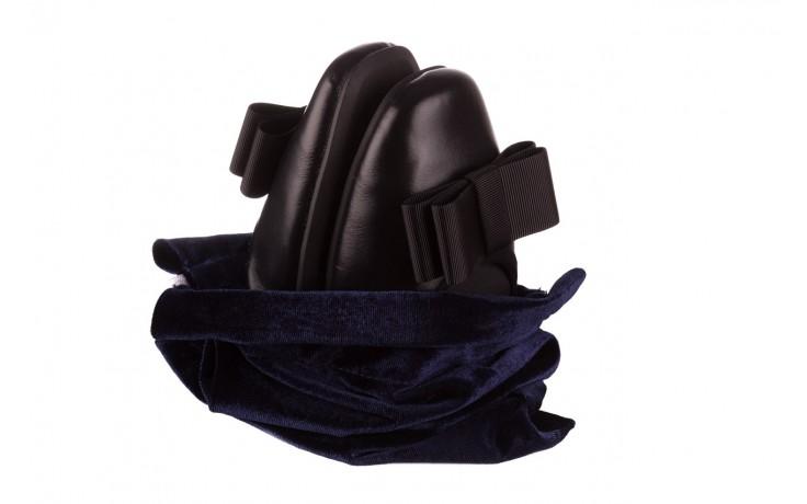 Baleriny viscala 11870.26 czarny, skóra naturalna - viscala - nasze marki 6