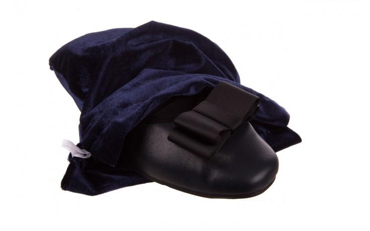 Baleriny viscala 11870.25 ciemny, granat, skóra naturalna - baleriny - buty damskie - kobieta 7