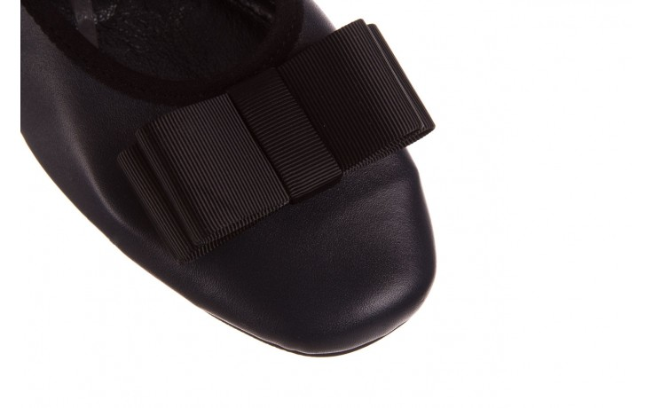 Baleriny viscala 11870.25 ciemny, granat, skóra naturalna - baleriny - buty damskie - kobieta 5